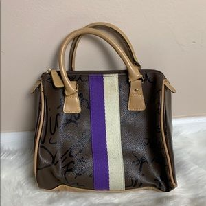 Victoria Secret Small Leather handbag